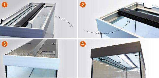 aquarium led verlichting wat moet je weten. Black Bedroom Furniture Sets. Home Design Ideas