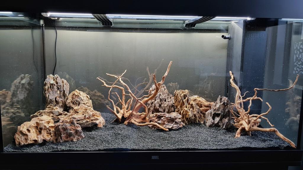 de Dragonstone en Spiderwood liggen op hun plek